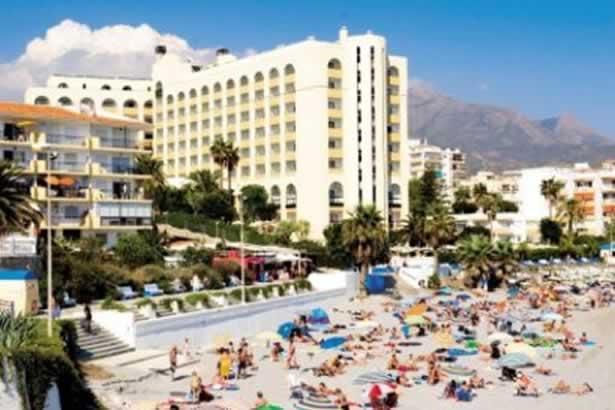 hotel riu monica nerja: